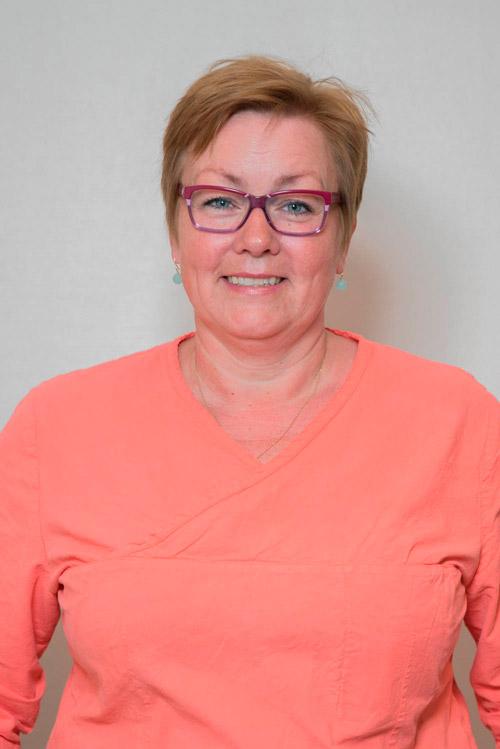 Pia Skov : Klinikassistent