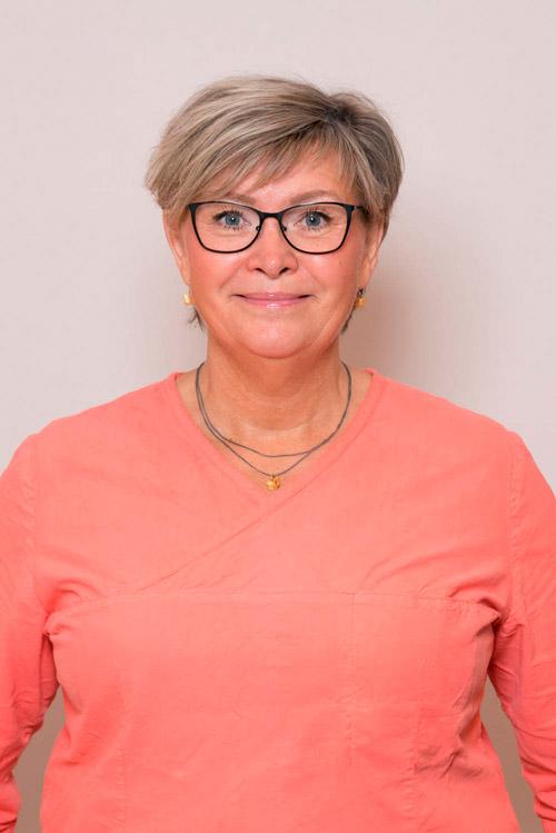 Vibe Thorup Ottosen : Klinikassistent